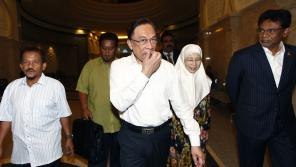 Pakatan MPs, HRW claim sodomy conviction aimed at Anwar's career
