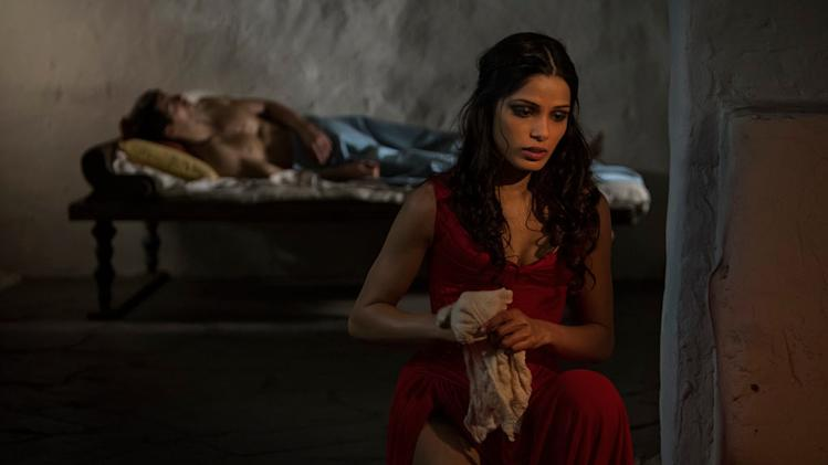Immortals 2011 Relativity Freida Pinto