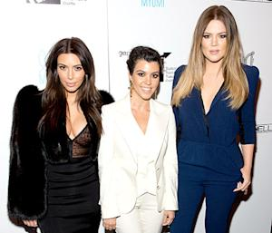 Kim, Kourtney and Khloe Kardashian Unveil Kardashian Kids Line: Adorable First Pictures!