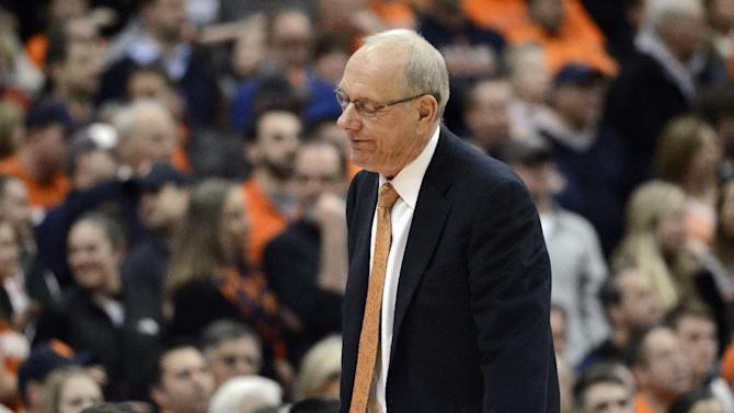 No. 7 Syracuse stunned 67-62 by Georgia Tech