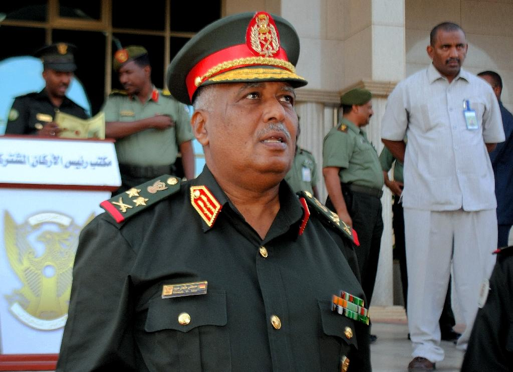 Sudan names new military chief amid Darfur clashes: ministry