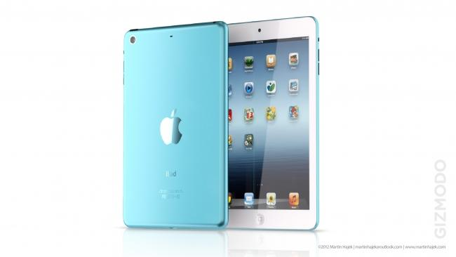iPad mini production rumored to have been halted over last-minute 'form shift'