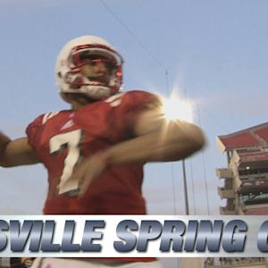2015 Louisville Football Spring Game Highlights