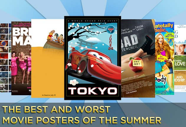 Summer Movie Posters Title Card 2011