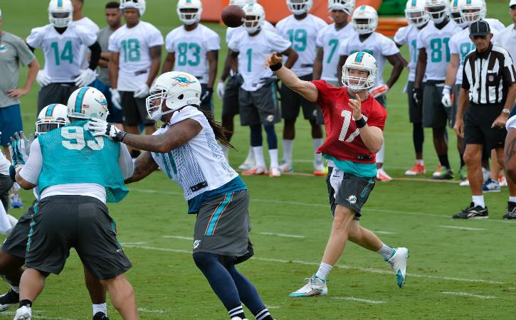 What to expect from Miami Dolphins quarterback Ryan Tannehill