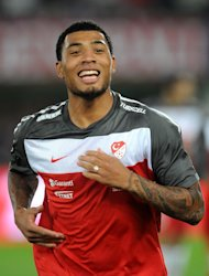 Colin Kazim-Richards has been on trial with Blackburn since their pre-season trip to Holland