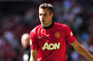 Manchester United star Van Persie out of Liverpool clash