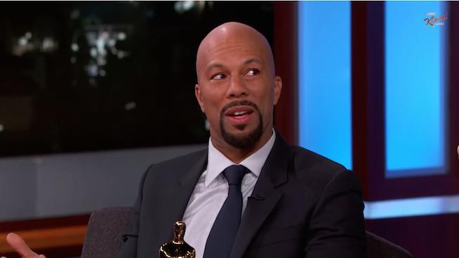 Music in Sports: Common Used to Be a Ballboy for the Chicago Bulls and Forged Michael Jordan's Autograph