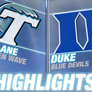 Tulane vs Duke | 2014 ACC Football Highlights