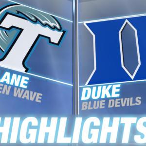 Tulane vs Duke | 2014 ACC Football Highlights