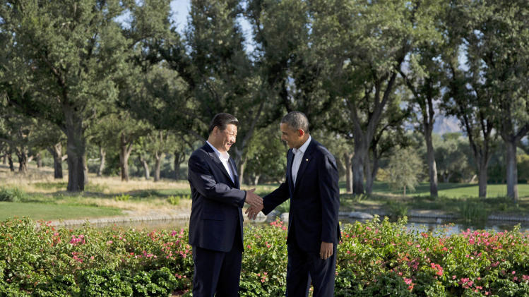 Obama says US, China must develop cyber rules