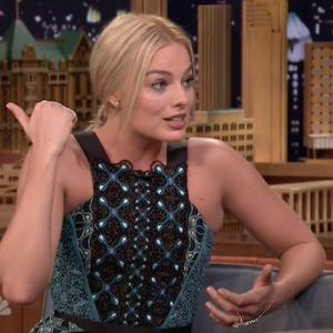 Margot Robbie Talks About Her Stealing Adventure