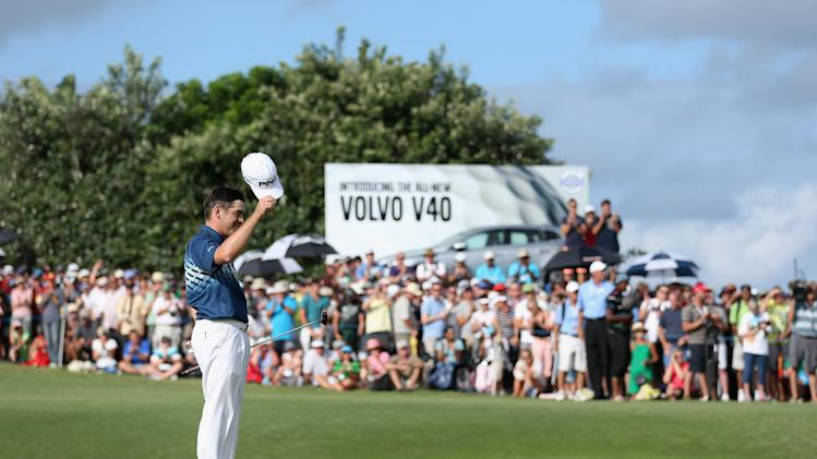 Volvo Golf Champions - Day Four