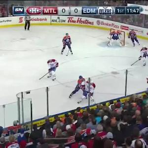 Montreal Canadiens at Edmonton Oilers - 10/27/2014