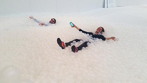Art Installations: D.C.'s Ball Pit to Be Handed Over to Dupont Underground