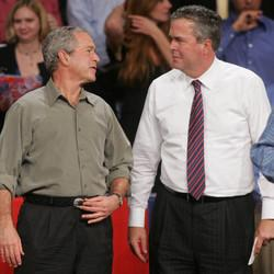 Jeb Bush Is To The Right Of George W. On Abortion