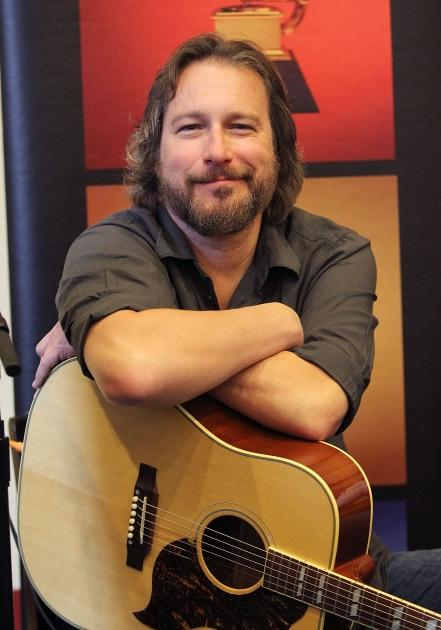 John Corbett performs at a musical briefing and Welcome Back to Congress Event presented by The Recording Academy's 'Grammys on the Hill' at U.S. House of Representatives, Washington, D.C., on January 16, 2013 -- Getty Images