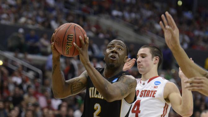 NCAA Basketball: NCAA Tournament-Ohio State vs Wichita State