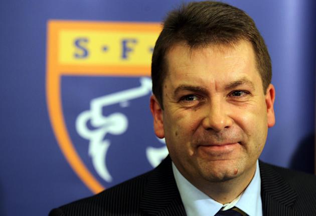 David Longmuir revealed that all 30 SFL clubs have voted for change