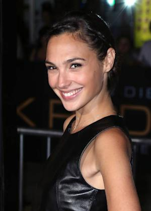 Gal Gadot attends the premiere of Universal Pictures' 'Riddick' at the Mann Village Theatre on August 28, 2013 in Westwood, Calif. -- Getty Images