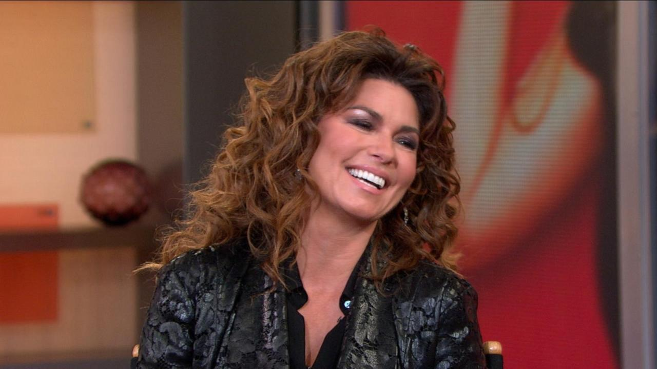 Shania Twain Announces Farewell Tour