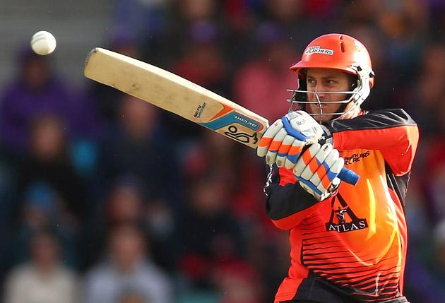 Big Bash League - Hurricanes v Scorchers