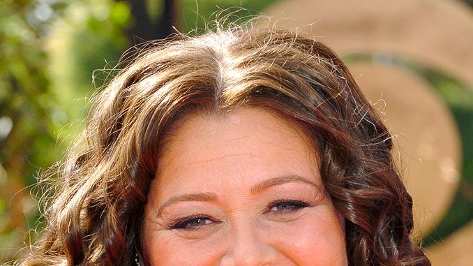 Camryn Manheim at The 57th Annual Primetime Emmy Awards.