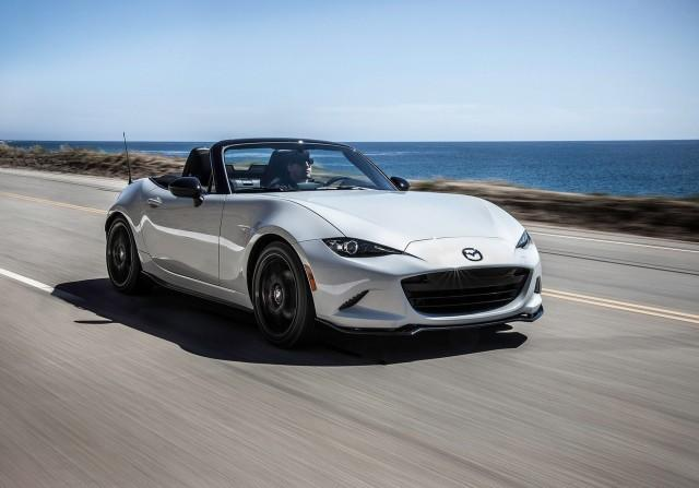 2016 Mazda Miata: At 30 MPG Combined, Gas Mileage 25 Percent Higher
