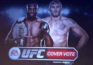 Alexander Gustafsson Topples Georges St-Pierre in EA Sports UFC Video Game Cover Vote