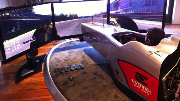 How to have an F1 car in your living room   World of Sport - Yahoo