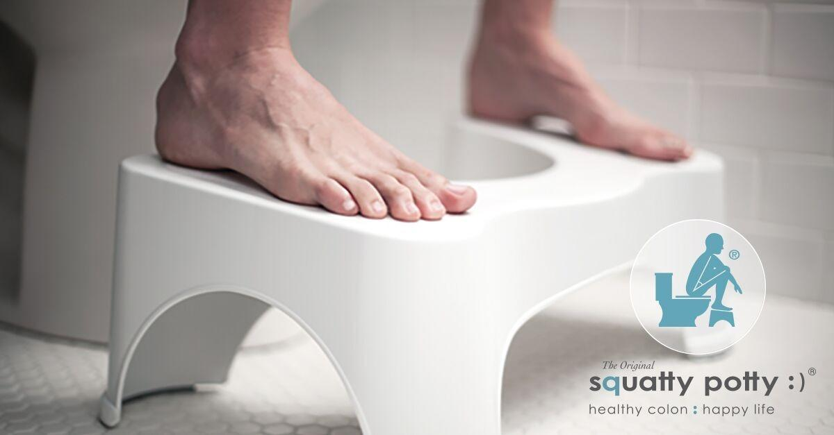 How Your Toilet Posture Affects Your Health