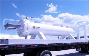 STWA Announces the First Commercial AOT Midstream Unit Off the Assembly Line