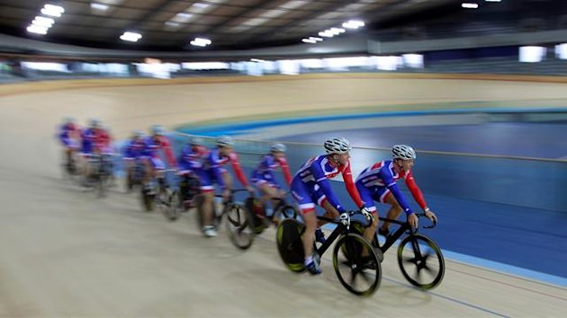 Track cycling, Great Britain, generic
