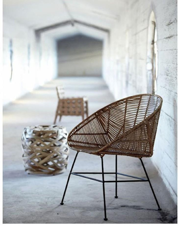 The Gardenista 100: Best Rattan Lounge Chairs
