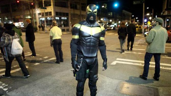 MMA Fighter/Real-Life Superhero Phoenix Jones Wins a Fight and Stops an Attempted Murder in the Same Weekend