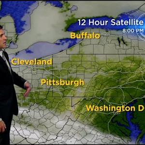 KDKA-TV Nightly Forecast (3/2)