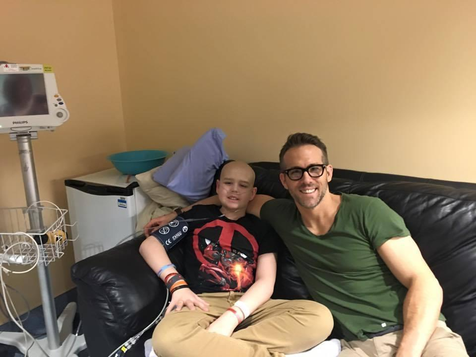 Ryan Reynolds Pays Tribute to 13-Year-Old 'Deadpool' Superfan Who Died of Cancer