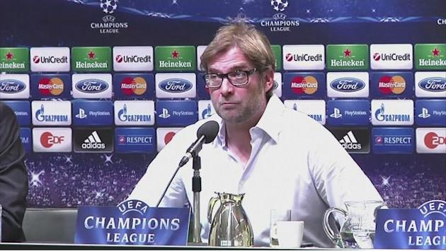 Klopp blames himself for Goetze leaving [AMBIENT]