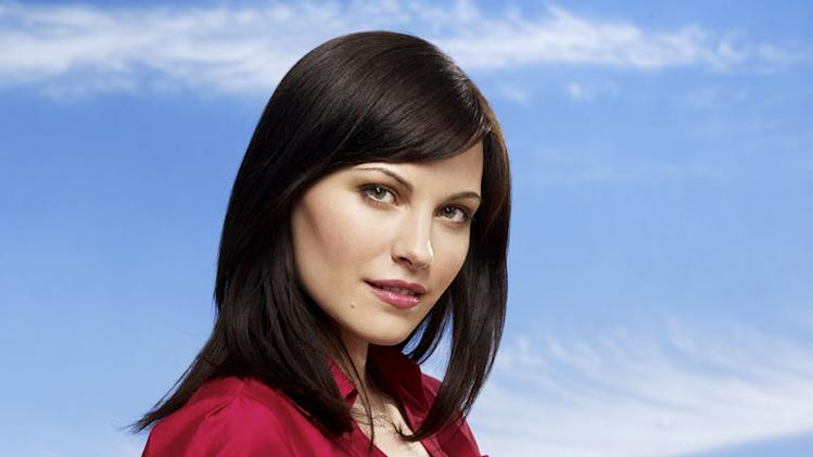 "Jill Flint as Jill Casey on ""Royal Pains."""