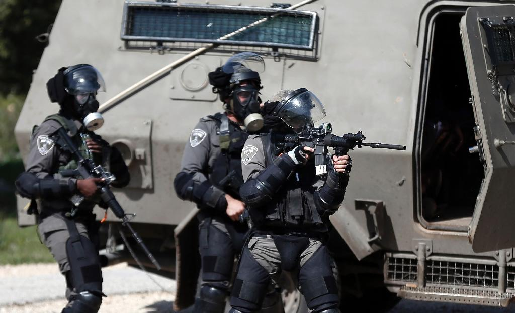 Israel clears police of guilt in killing of Arab Israeli