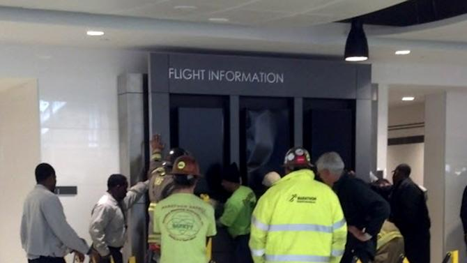 Mom of boy killed by Ala. airport sign unconscious