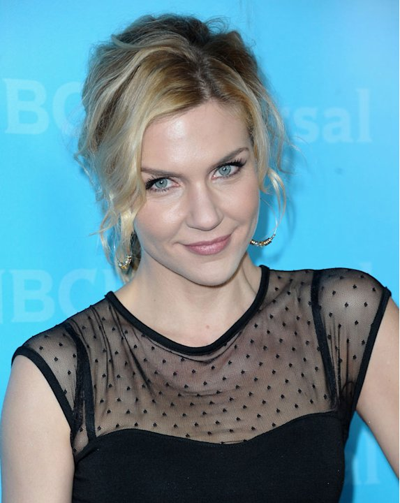 Rhea Seehorn (&quot;Whitney&quot;) attends the 2012 NBC Universal Winter TCA All-Star Party at The Athenaeum on January 6, 2012 in Pasadena, California. 