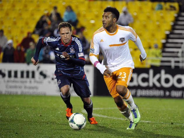 Chicago Fire v Houston Dynamo - Carolina Challenge Cup