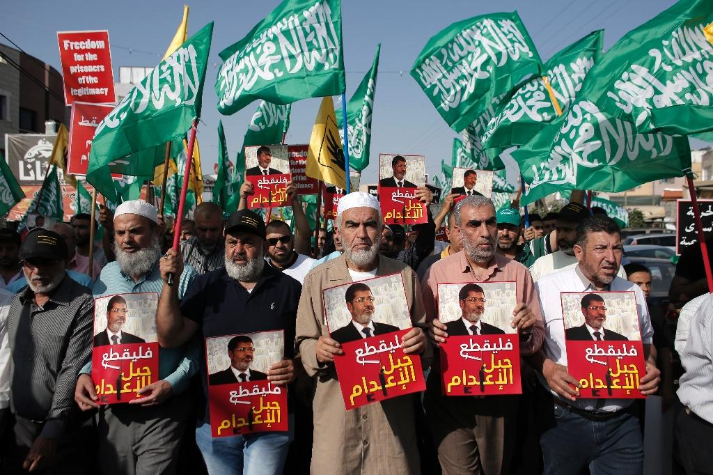Israeli Arabs rally against Morsi death sentence