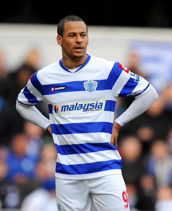 DJ Campbell was one of three players not included in QPR's Premier League squad