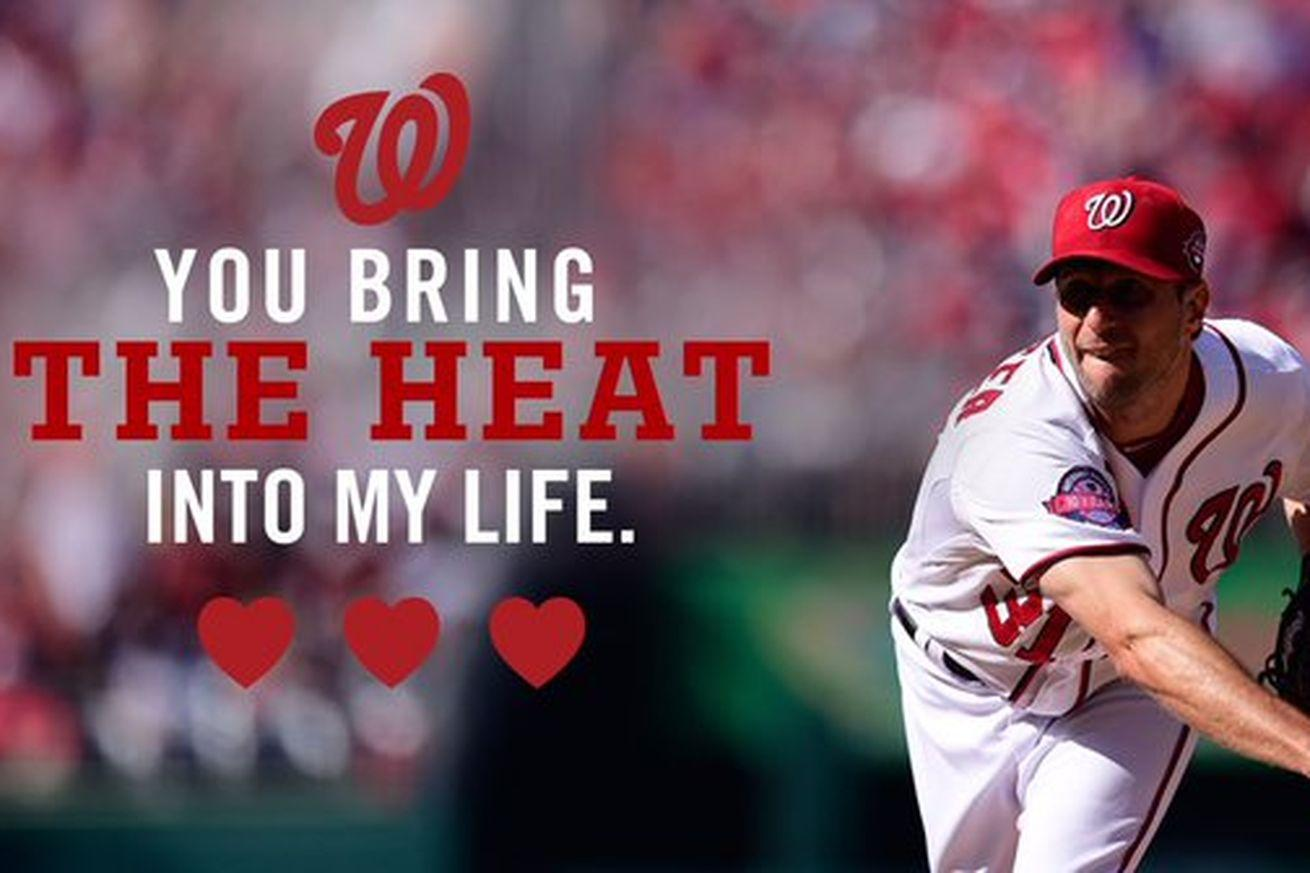 The only thing MLB Twitter accounts love more than Valentine's Day is puns