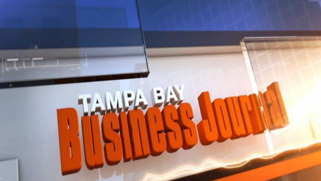 Tampa Bay Business Journal: April 12, 2013