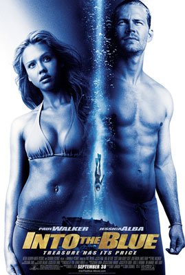 Jessica Alba and Paul Walker star in MGM/Columbia Pictures' Into the Blue