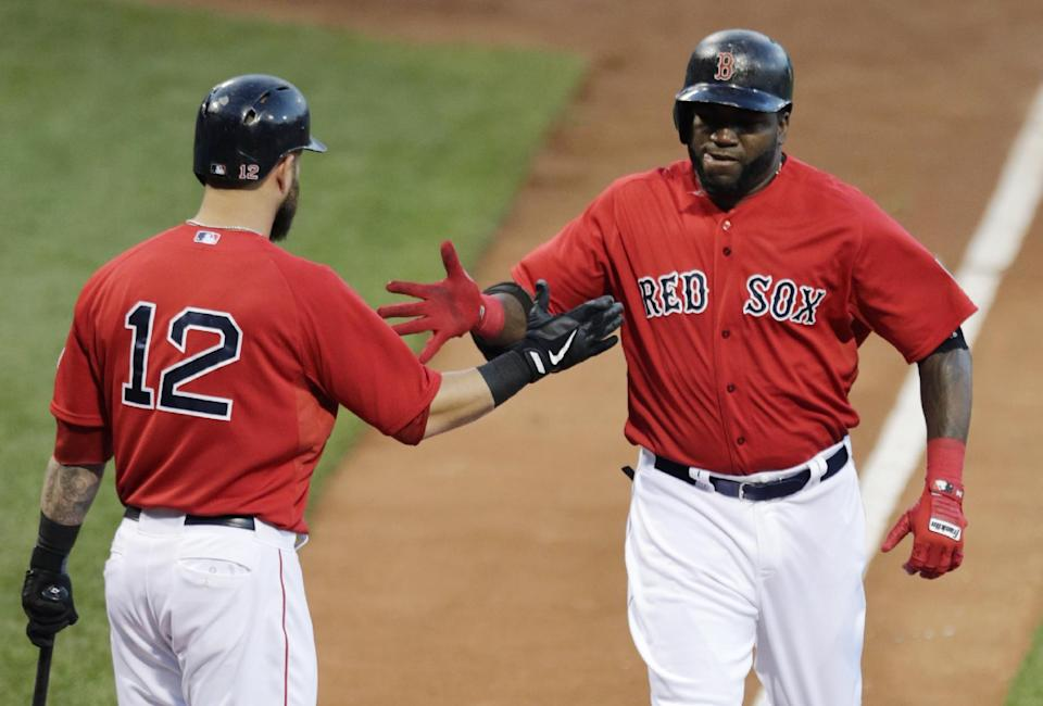 Ross HR caps 4-hit game, Arizona tops Red Sox 7-6