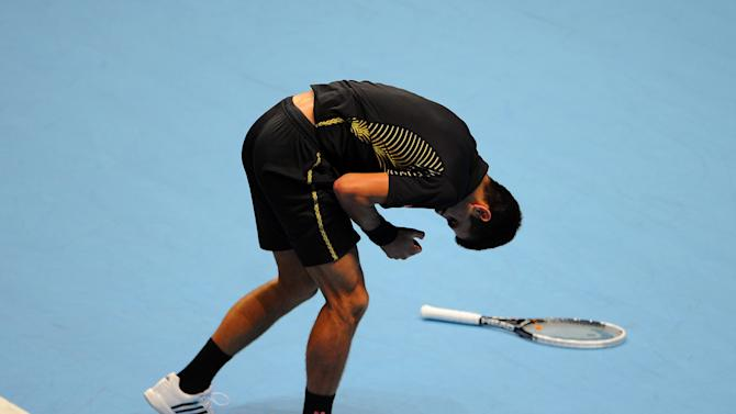 ATP World Tour Finals - Day Eight